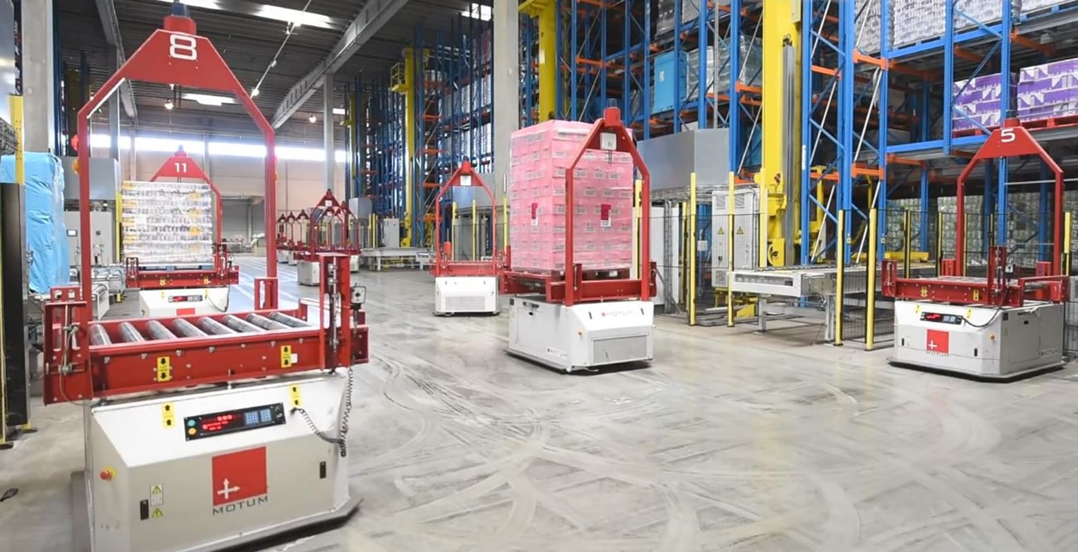 Cleia Logistics and Automated handling